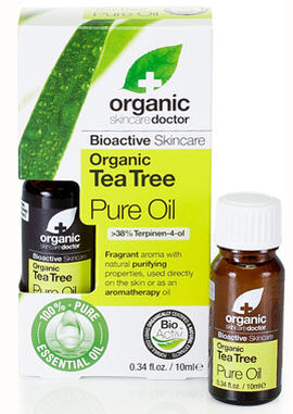 Organic Doctor Tea Tree Pure Oil
