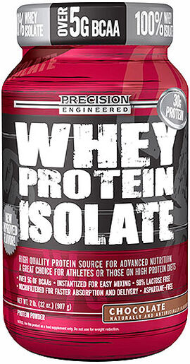 Whey Protein Isolate Chocolate 2 lbs.