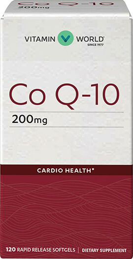 Q-Sorb™ Co Q-10 200 mg.