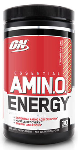 Essential AmiNO Energy™ Strawberry Lime