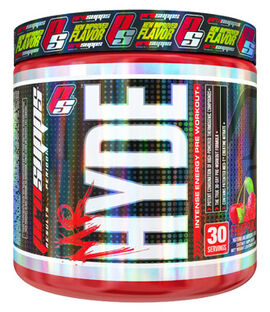 Mr. Hyde Pre Workout Fruit Punch