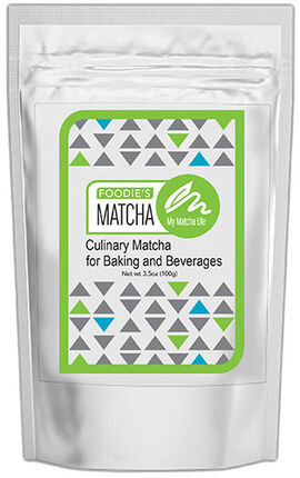 Foodie's Culinary Matcha Tea