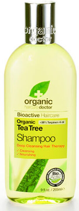 Organic Doctor Tea Tree Shampoo