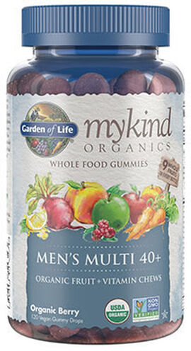 mykind Organics Men's 40+ Multi Gummies