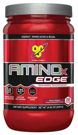 Amino X Edge™ Fruit Punch 14.8 oz.