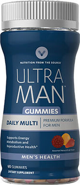 Ultra Man™ Daily Multivitamin Gummies