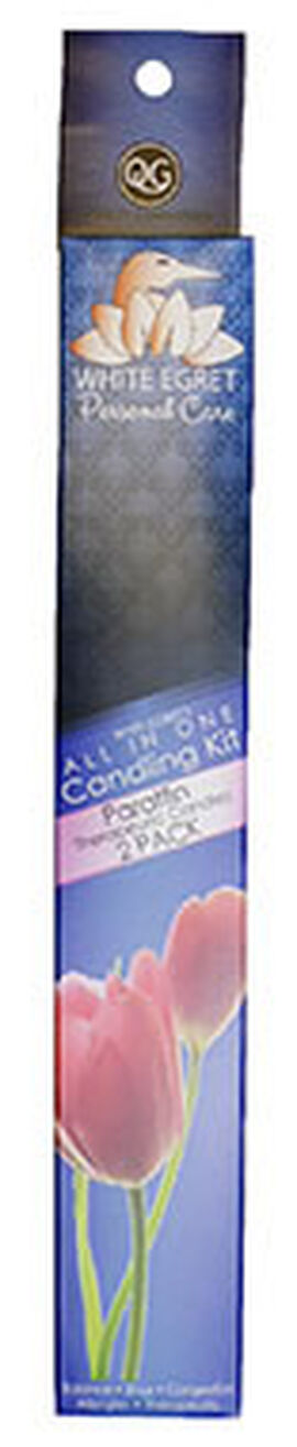 Paraffin Therapeutic All-in-One Candling Kit