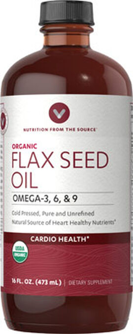 Flaxseed (Linseed) Oil Liquid