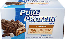 Pure Protein Bars S'mores