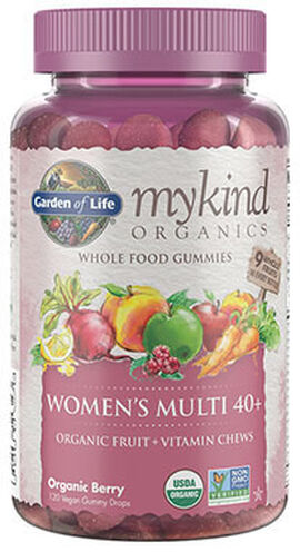 mykind Organics Women's 40+ Multi Gummies