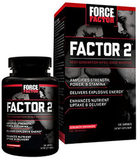 Factor 2® Pre Workout