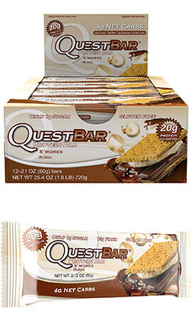 Quest Bars S'mores