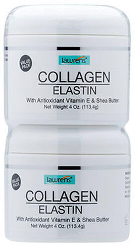 Collagen Elastin Cream Twin Pack