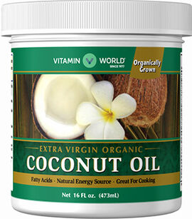 Unrefined Extra Virgin Coconut Oil
