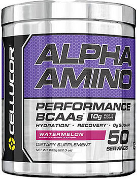 Alpha Amino BCAAs Watermelon 22.3 oz.