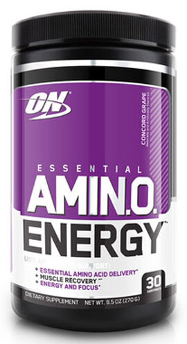Essential AmiNO Energy™ Grape