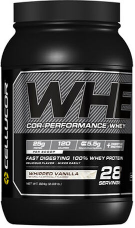 Cor-Performance Whey Protein Whipped Vanilla 2 lbs.