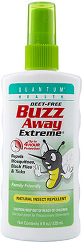Buzz Away Extreme-Natural Insect Repellent