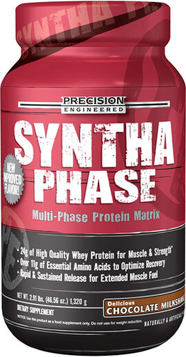 Syntha Phase Whey Protein Chocolate 2.91 lbs.