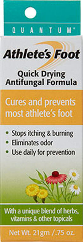 Athlete's Foot Anti-Fungal Formula