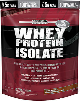 Whey Protein Isolate Chocolate 1 lb.