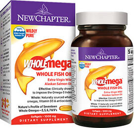 Wholemega™ Whole Fish Oil