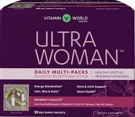 Ultra Woman™ Daily Multivitamin Packs