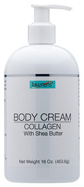 Lawrens Body Cream with Collagen