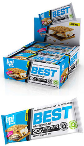 Best Protein Bar™ S'mores