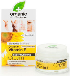 Organic Doctor Vitamin E Super Hydrating Cream