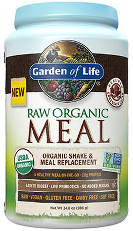 RAW Organic Meal Chocolate Cacao 34.8 oz.