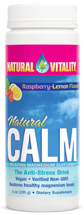 Natural Calm Raspberry