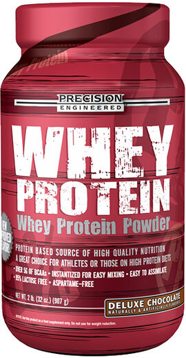 Whey Protein Deluxe Chocolate 2 lbs.