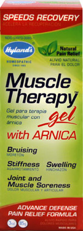 Muscle Therapy Gel with Arnica