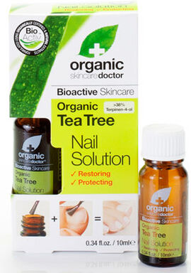 Organic Doctor Tea Tree Nail Solution