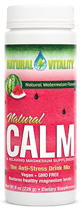 Natural Calm Watermelon