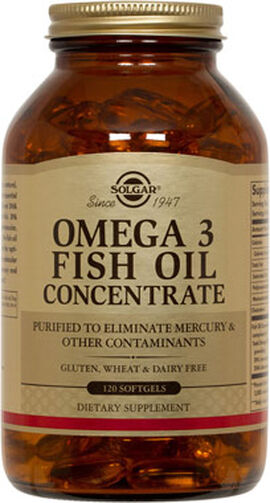 Omega-3 Fish Oil Concentrate