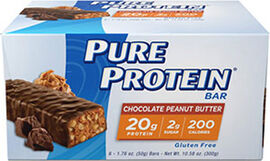 Pure Protein Bars Chocolate Peanut Butter