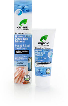 Organic Doctor Dead Sea Mineral Hand & Nail Treatment