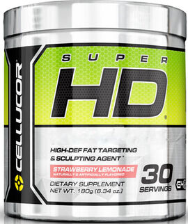 Cellucor Super HD Powder Strawberry Lemonade