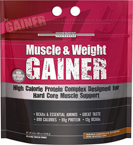 Muscle & Weight Gainer Chocolate 12 lbs.