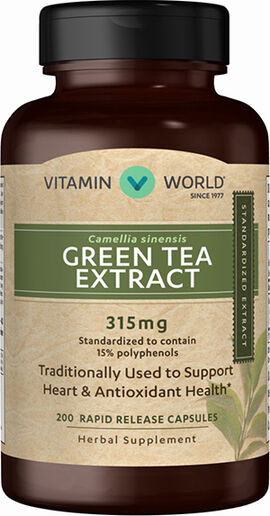 Green Tea Extract 315mg
