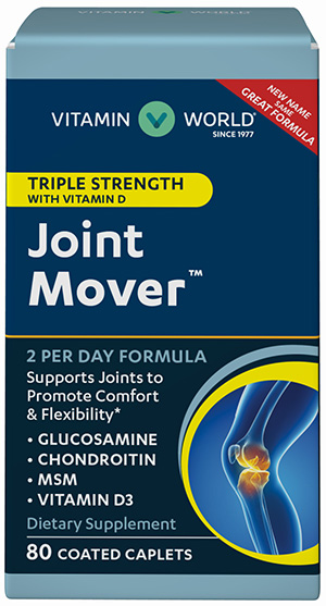 Triple Strength Joint Soother® with Vitamin DVW.TS JNT SOOTHR W/VITD.80.CPT<br>