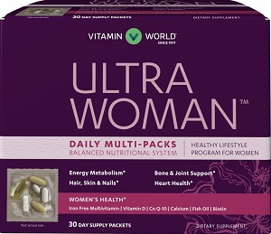 Ultra Woman™ Daily Multivitamin PacksVW.ULTRA WMN DAILY MPKS.30.OTH<br>