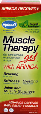 Muscle Therapy Gel with ArnicaVW.MSCL THRPY GEL W/ARN.3 OZ.O<br>