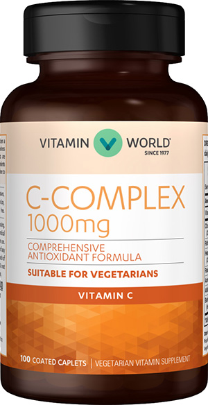 C-Complex 1000 mg.VW.C-COMPLEX.1000.MG.100.CPT<br>