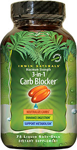 Maximum Strength 3-in-1 Carb Blocker™VW.MX STRGTH CARB BLCKR.75.SFG<br>