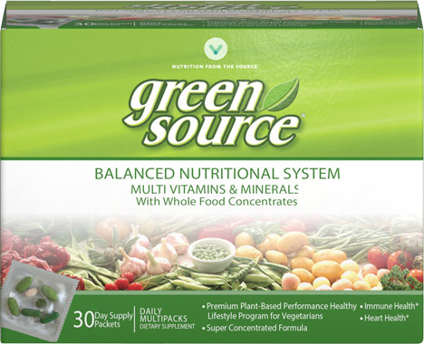 Green Source® Multi Vitamins and Minerals Daily Multi-Packs