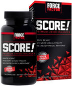 Force Factor Score! Libido Enhancer - 76 Capsules