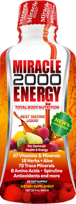 Century Systems Miracle 2000® Vitamins 32 oz. Liquid